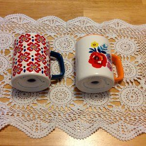 The Pioneer Woman Salt and Pepper Shakers